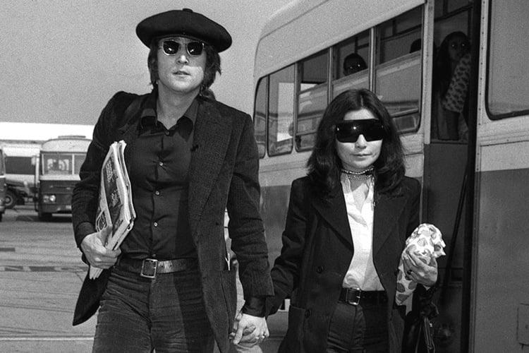 John Yoko Sunglasses