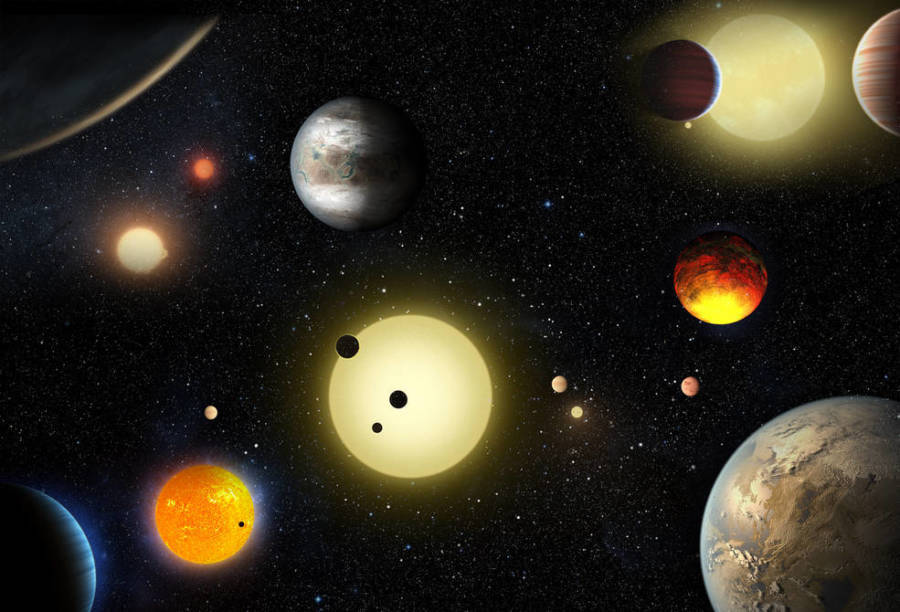 Kepler Telescope Discovers New Planets