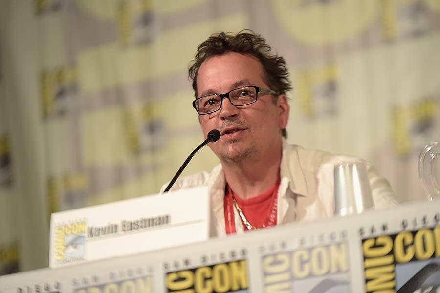 """Turtle Power: The Definitive History Of The Teenage Mutant Ninja Turtles"" Q&A   Comic Con International 2014"