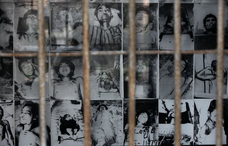 Khmer Rouge Prisoners