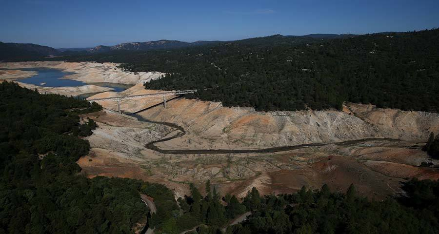 Lake Oroville Water Level: Shocking Before And After Photos