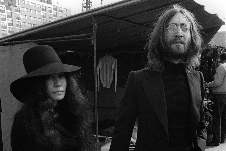 Lennon Ono Black