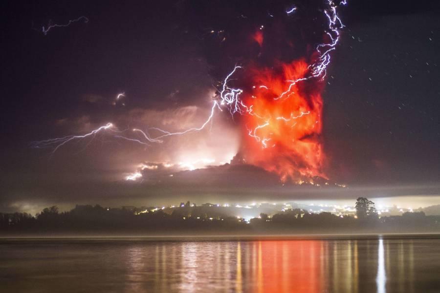 Lightning Lava