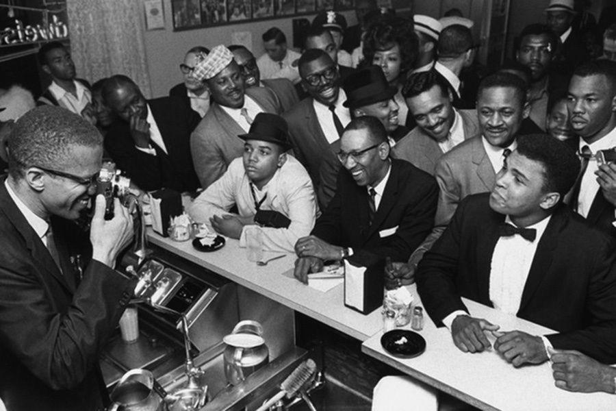 Malcolm X Photographer