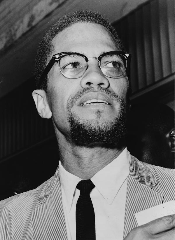Malcolm X Civil Rights Quote