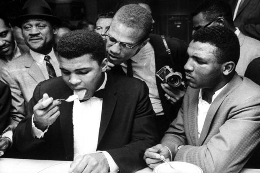 Malcolm X Ali