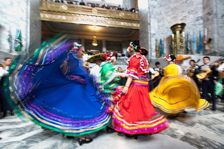 Mariachi Baile Folklorico