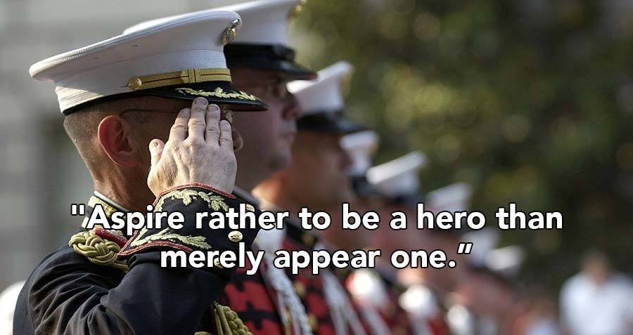 Memorial Day Quotes 60 Moving Thoughts On Public Service Simple Famous Quote Of The Day