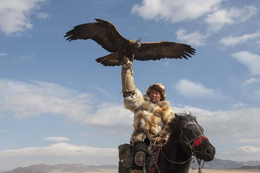 Mongolia Above