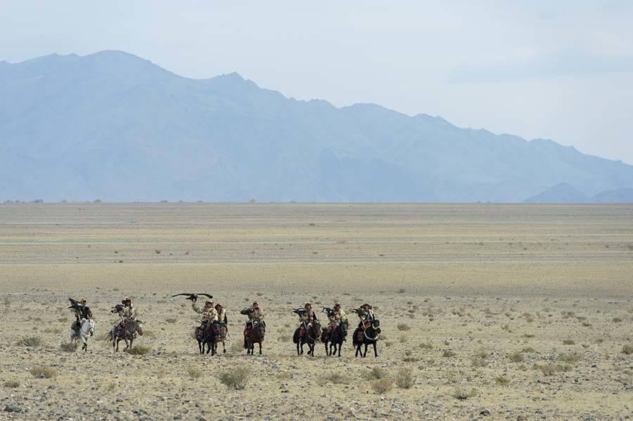 Mongolia Distance