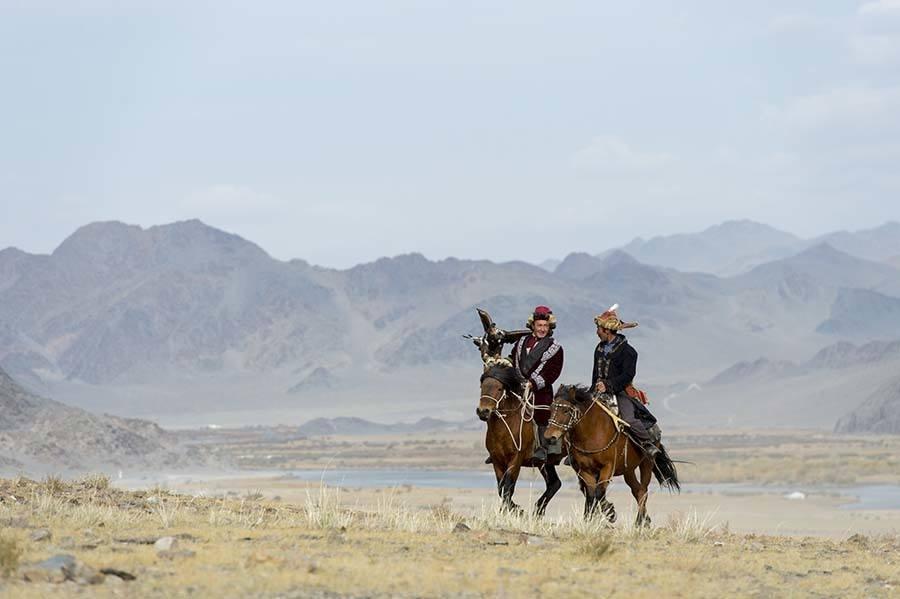 Mongolia Duo
