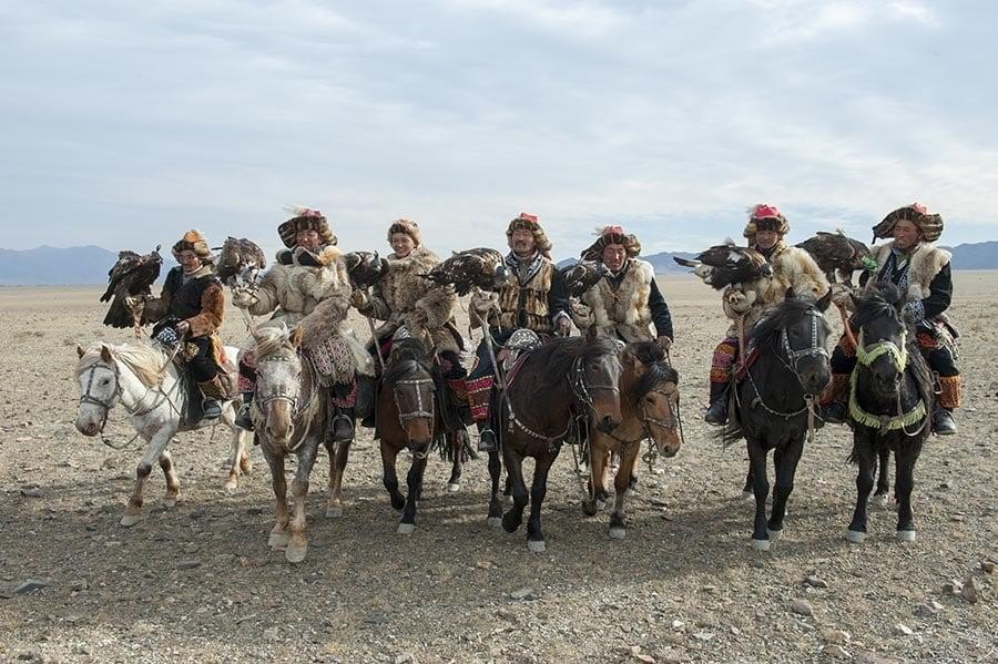 Mongolia Row