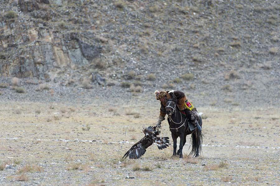 Mongolia Seizing
