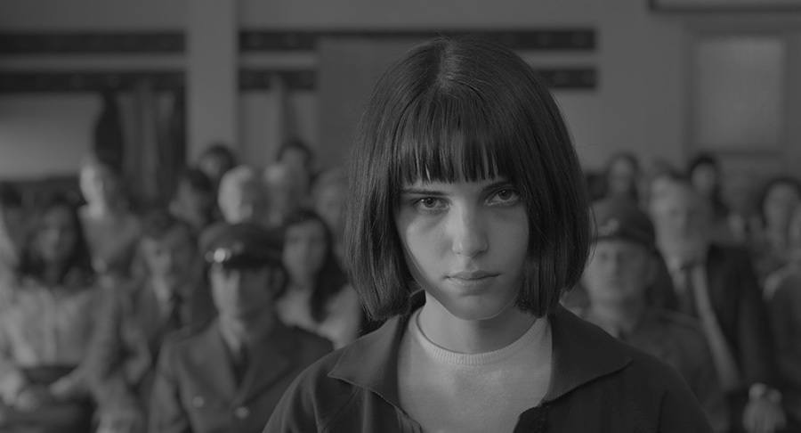 Movie Portrayal Of Olga Hepnarová