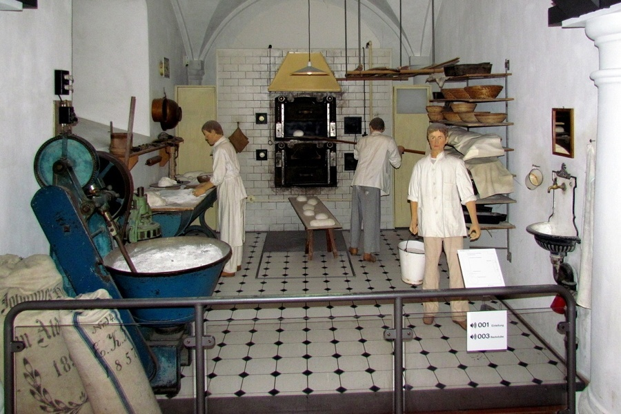 Museum Of Bread Culture