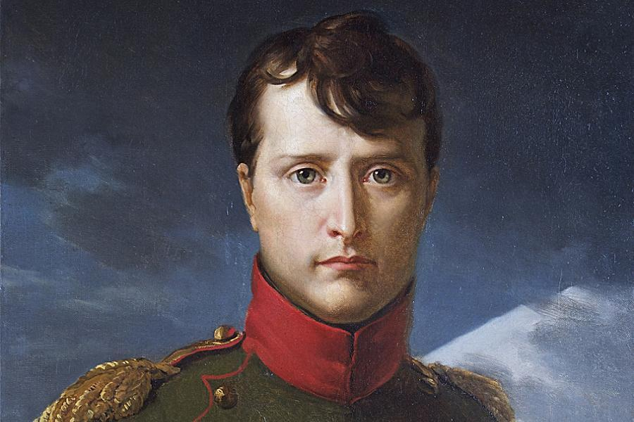 Napoleon Facts Young Man