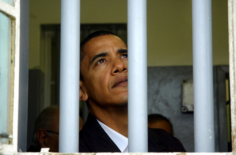 Nelson Mandela Prison Cell