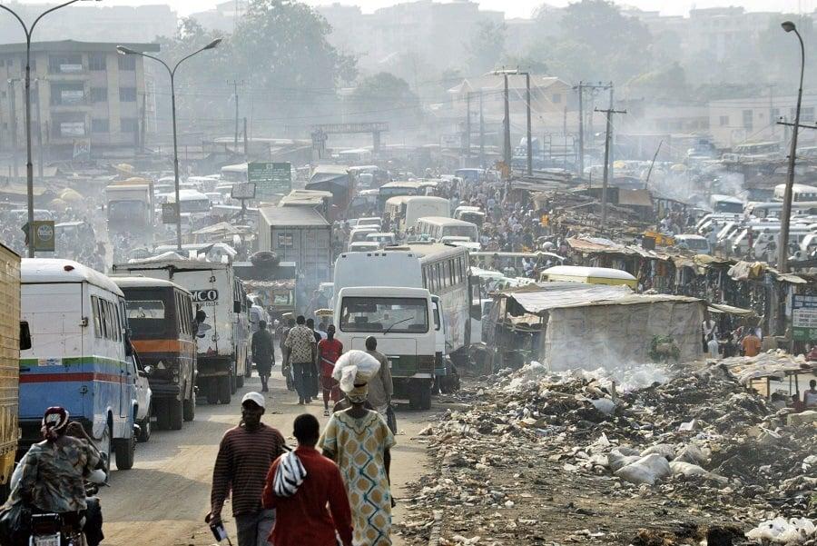 Onitsha Traffic