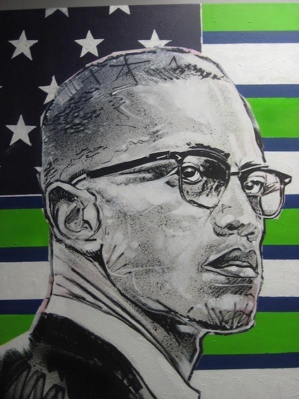 Malcolm X On Violence