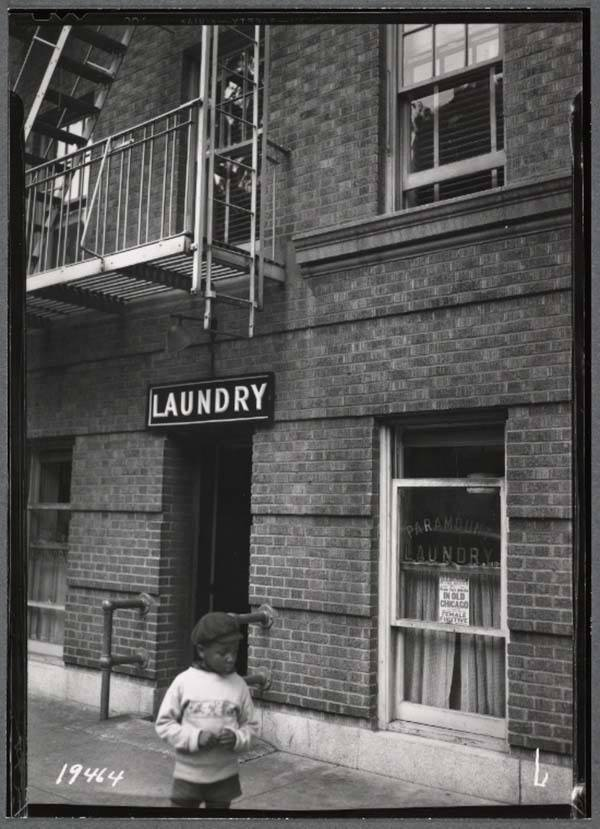 Paramount Laundry Tenement Building