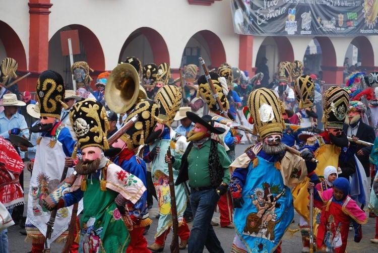 Puebla Carnival Heujotzingo