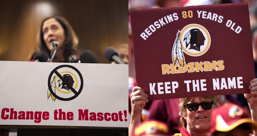 the washington redskins should change their name to avoid being offensive And haranguing the washington redskins to ditch their  so while the name redskins is only a bit offensive,  if slate can do a small part to change the.