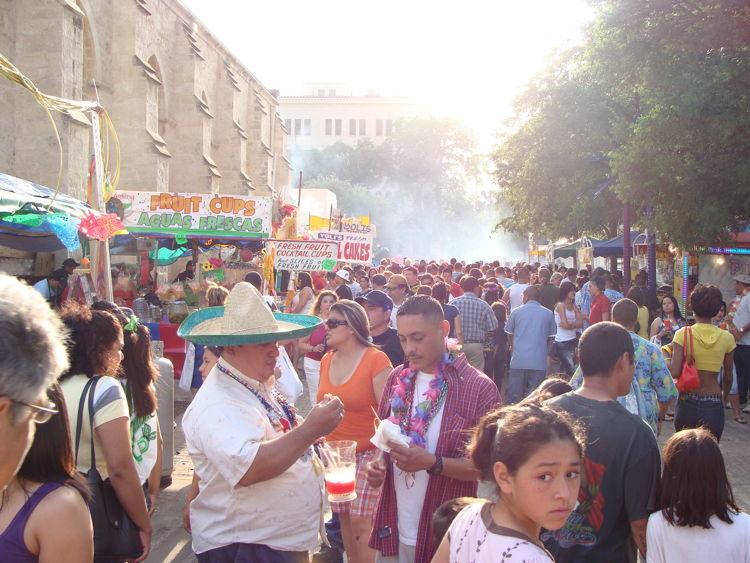 San Antonio Celebration