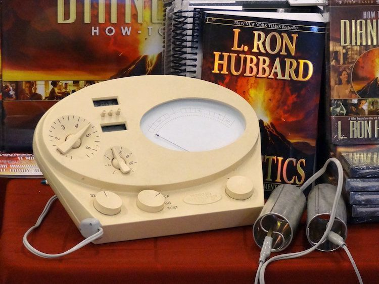 Scientology E Meter