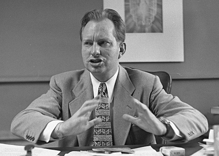 Scientology Ron Hubbard