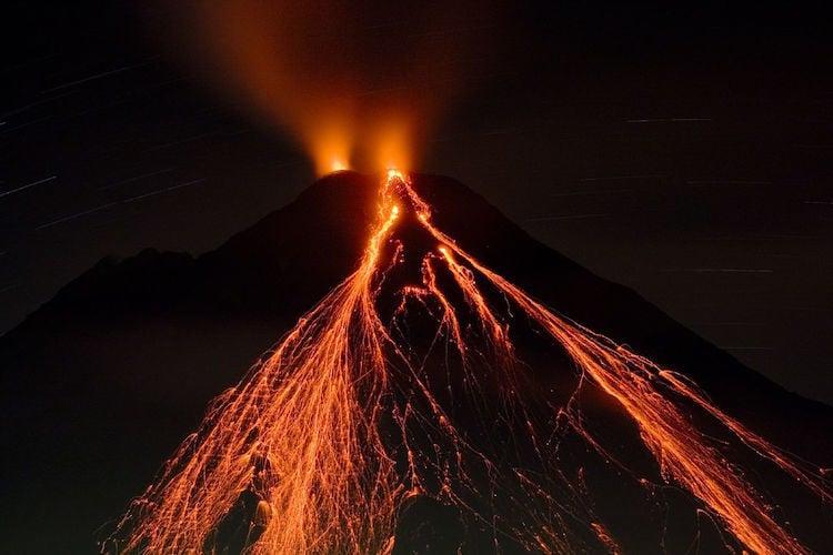 Scientology Volcano