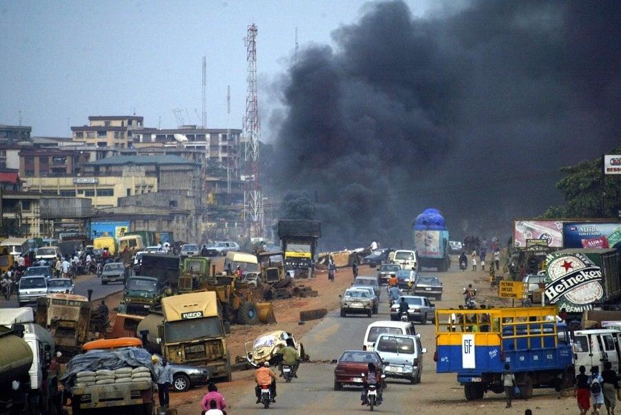 Smoke And Traffic