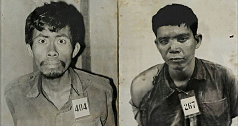 Toul Sleng Portraits
