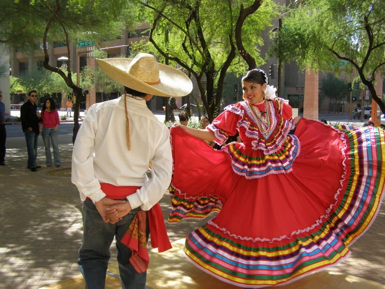 Traditional Dance Mexico