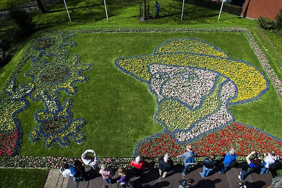 Van Gogh Flower Art