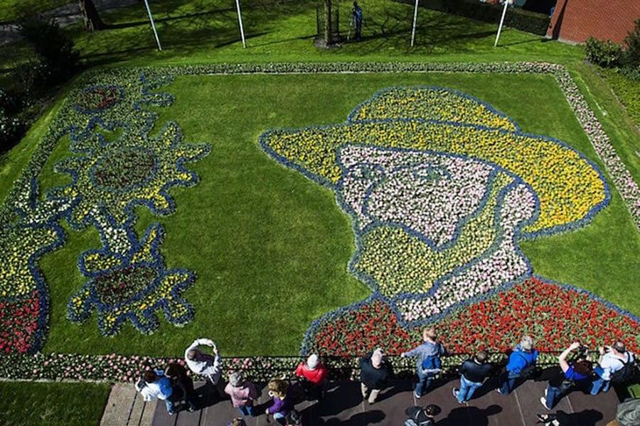 Van Gogh Flower Art