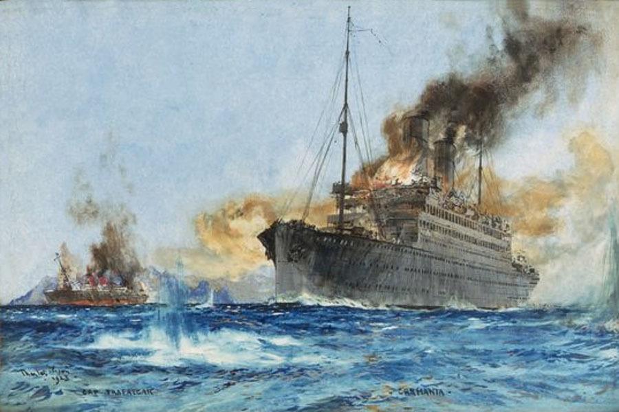 Carmania Trafalgar