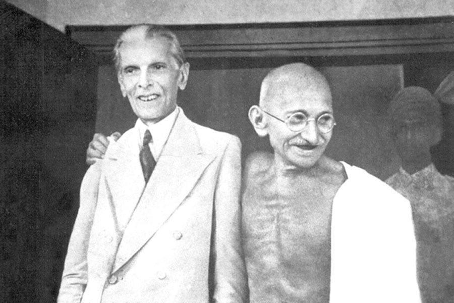 Gandhi Jinnah Wikimediacommons