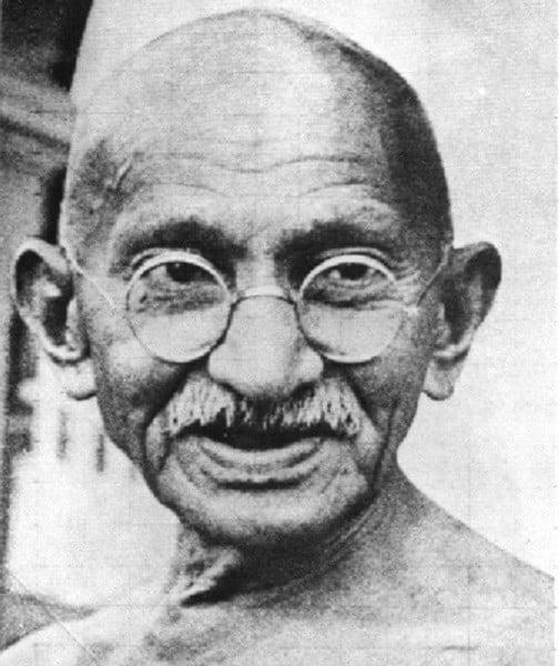Gandhi Wikimediacommons