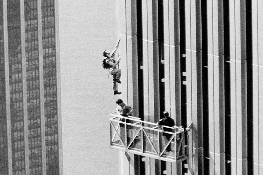 George Willig World Trade Center