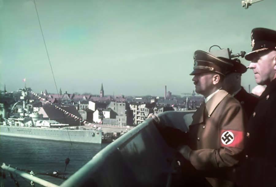 Hugo Jaeger WWII Photos 100