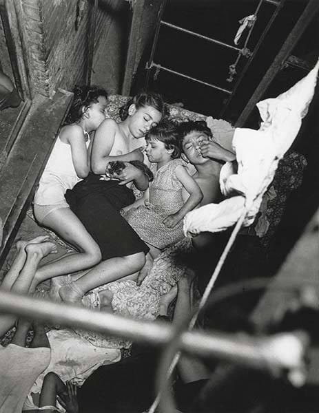 Photos By Weegee