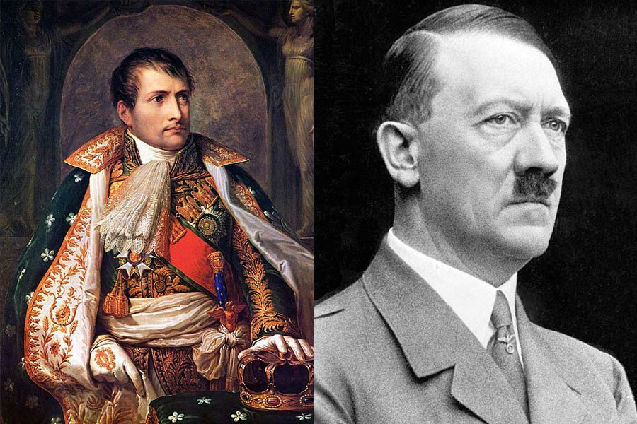 Napoleon And Hitler 129