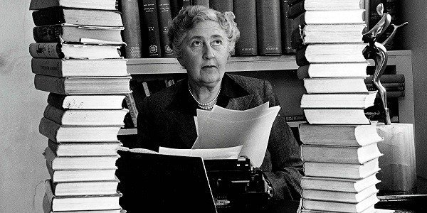 Writers Day Jobs Agatha Christie