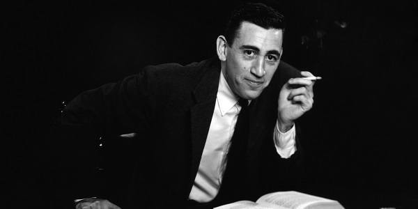 Writers Day Jobs JD Salinger