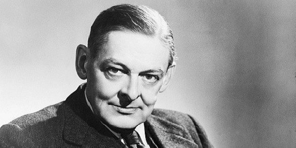 Writers Day Jobs TS Eliot