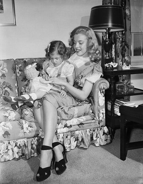 Babysitting Reading Lap