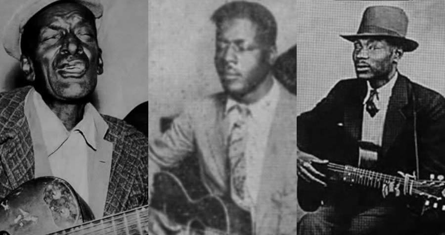 Image result for blues guitarists