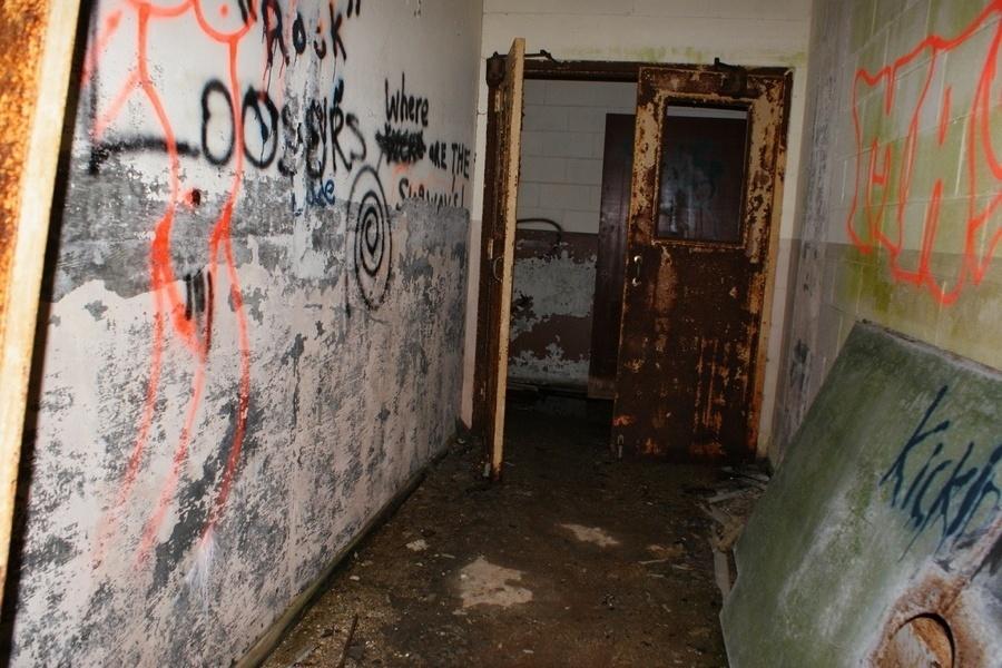 Buckner Graffiti