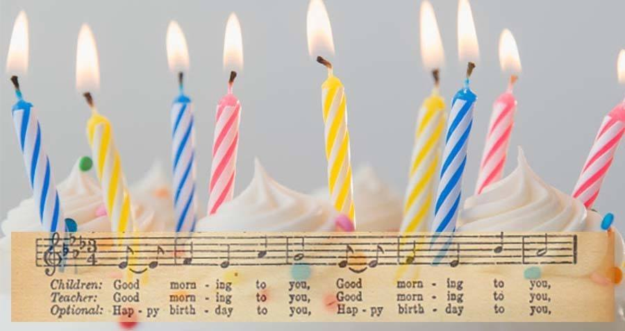 "The Contentious History Of The ""Happy Birthday"" Song"