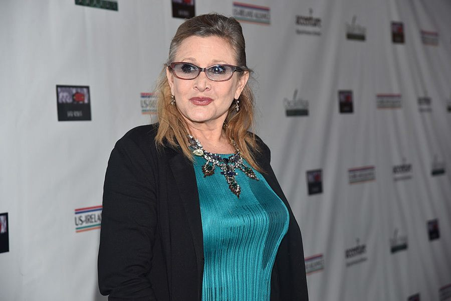 Celebrity Ghost Stories Carrie Fisher